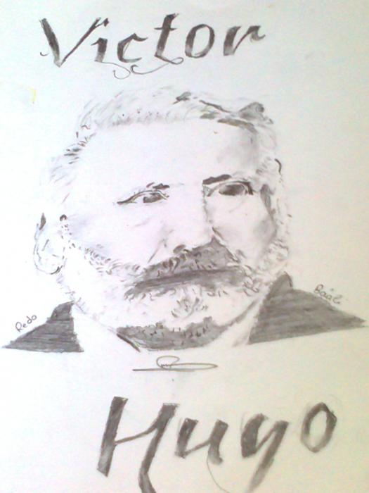 Victor Hugo by Redabaali